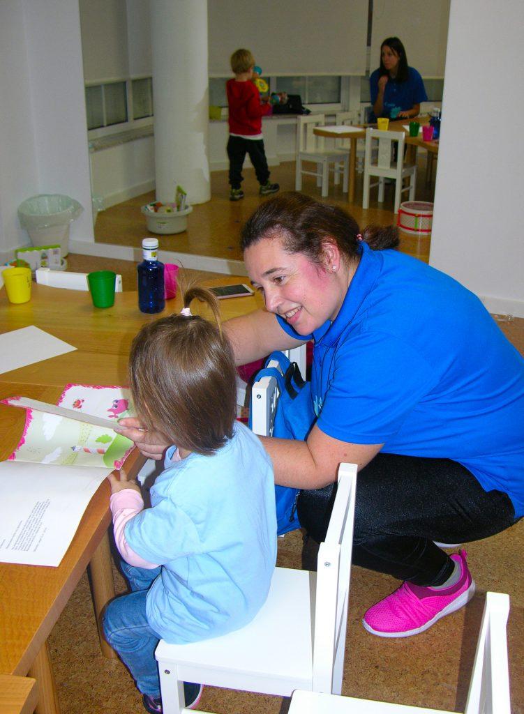 Lidia Suárez - Escuela Nenoos Arteixo